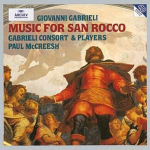 Gabrieli: Music for San Rocco (1608)