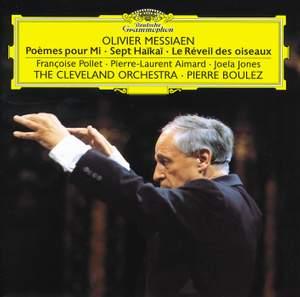 Messiaen: Poèmes pour Mi, books 1 & 2, etc.