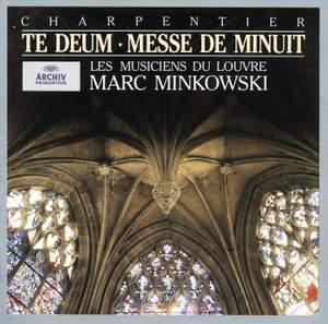 Marc-Antoine Charpentier: Te Deum & Messe de minuit pour Noël Product Image