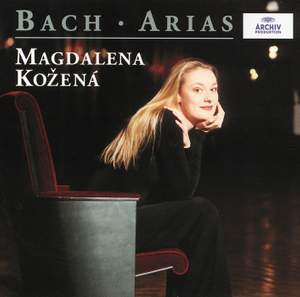 J. S. Bach - Arias Product Image