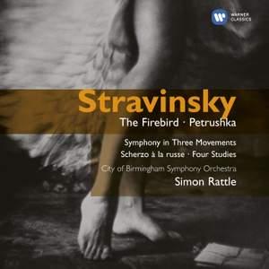 Stravinsky: The Firebird and Petrushka