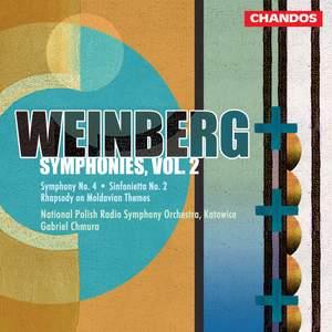 Weinberg - Symphonies Volume 2