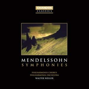 Mendelssohn - Complete Symphonies
