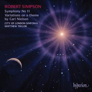 Simpson: Symphony No. 11 & Variations on a theme by Carl Nielsen