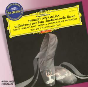 Herbert von Karajan - Invitation to the Dance Product Image