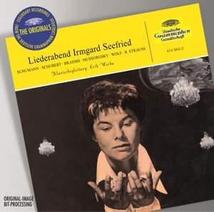 Irmgard Seefried - Liederabend