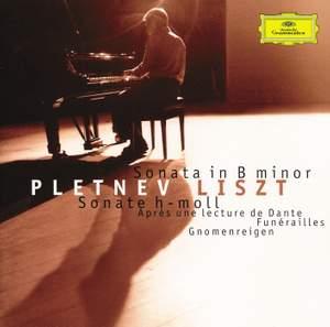 Pletnev plays Liszt