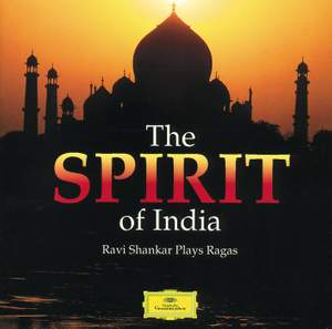 Ravi Shankar - The Spirit of India Product Image