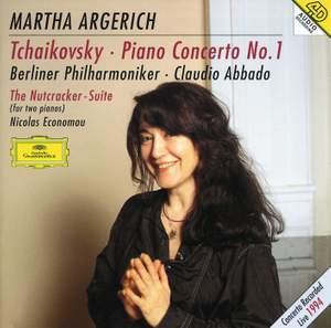 Tchaikovsky: Piano Concerto No. 1 & Nutcracker Suite