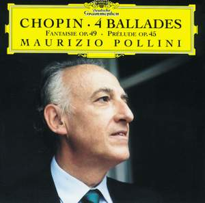 Chopin: Ballades, Fantasia & Prelude No. 25