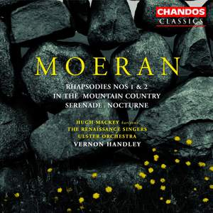 Moeran: Rhapsodies Nos. 1 & 2, In the Mountain Country