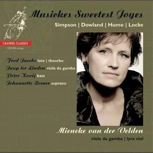 Musickes Sweetest Joyes