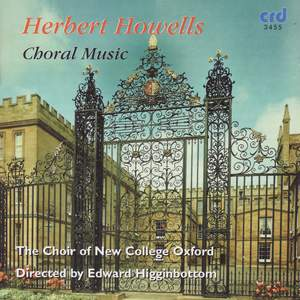 Herbert Howells - Choral & Organ Music Volume 2 Product Image