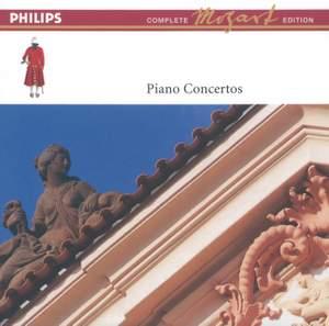 Mozart Complete Edition Box 4 - Piano Concertos