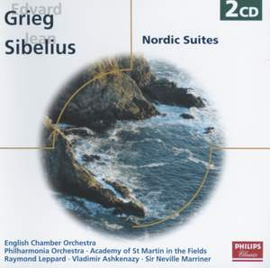 Grieg & Sibelius - Nordic Suites