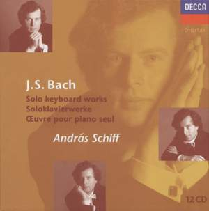 Bach, J S: The Solo Keyboard Works