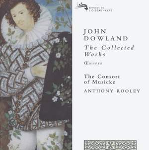 Dowland: The Collected Works Product Image