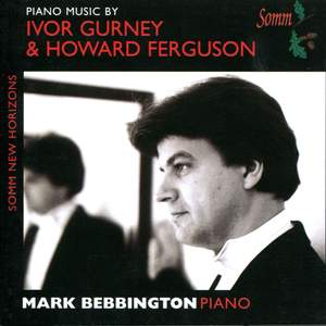 Piano Music of Ivor Gurney & Howard Ferguson Product Image