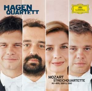 Mozart: String Quartets Nos. 20, 22 & 23