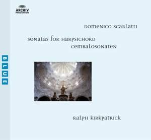 Domenico Scarlatti: Sonatas for Harpsichord Product Image