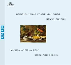 Biber: Mensa Sonora, etc.