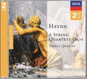 Haydn: String Quartets, Op. 76 Nos. 1-6