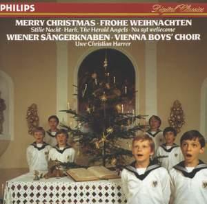 Merry Christmas from the Vienna Boys Choir