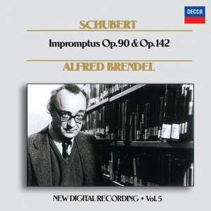 Schubert - Impromptus Product Image