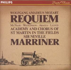 Mozart: Requiem in D minor, K626 Product Image