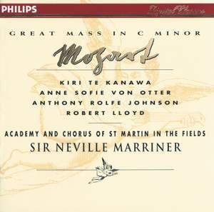 Mozart: 'Great' Mass & Ave verum corpus Product Image