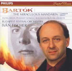 Bartók: The Miraculous Mandarin