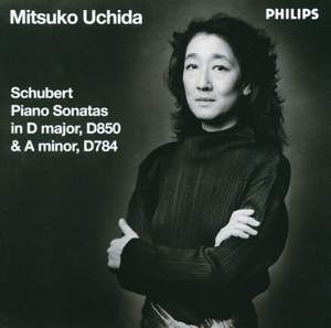 Schubert - Piano Sonatas Product Image