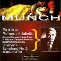 Berlioz: Roméo et Juliette & Brahms: Symphony No. 2