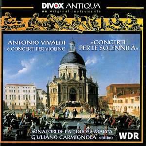 Vivaldi - Concerti per le Solennita