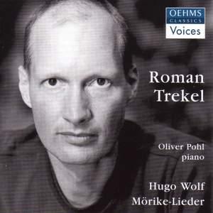 Wolf: Mörike-Lieder (selections)