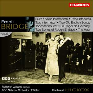 Bridge: Orchestral Works Volume 5