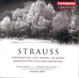 Strauss, R: Symphony No. 2, Op. 12, etc.