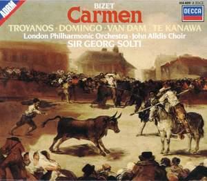 Bizet: Carmen Product Image
