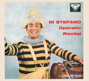 Giuseppe di Stefano (Classic Recitals)