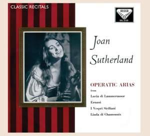 Joan Sutherland (Classic Recitals)