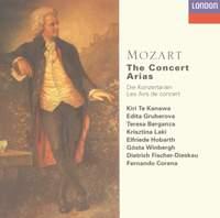 Mozart: Ah, lo previdi... Ah, t'invola agl'occhi miei, K272, etc.
