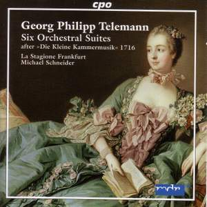 Telemann - Six Orchestral Suites Product Image