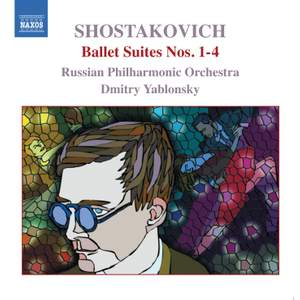 Shostakovich - Ballet Suites Nos. 1-4 Product Image