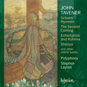 Tavener - New Choral Works