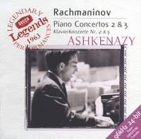 Rachmaninov: Piano Concertos Nos. 2 & 3 (recorded 1963)