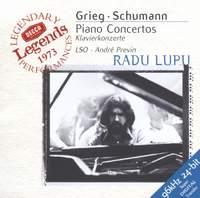 Grieg & Schumann: Piano Concertos (recorded 1973)
