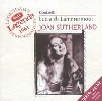 Donizetti: Lucia di Lammermoor (recorded 1961)