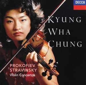 Prokofiev: Violin Concertos Nos. 1 & 2
