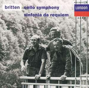 Britten: Cello Symphony and Other Works