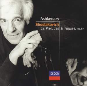 Shostakovich: Preludes & Fugues for piano (24), Op. 87 Product Image